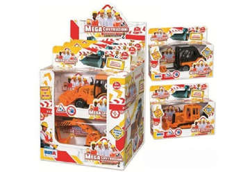 Immagine di Veicoli die cast 4 assortiti in display da 6 pz