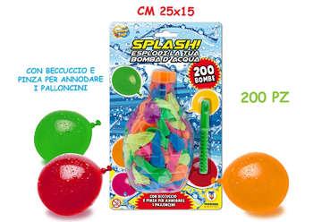 Immagine di Bombe ad acqua 200 palloncini