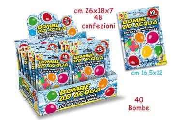 Immagine di Bombe ad acqua 48pz