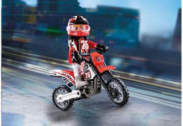 Immagine di Campione di motocross