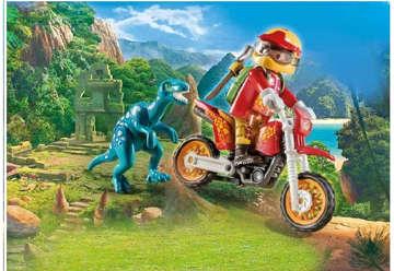 Immagine di Moto da cross e Raptor