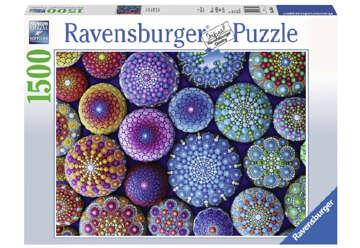 Immagine di Puzzle Un punto alla volta 1500 pz