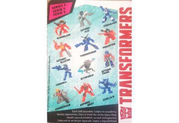 Immagine di Transformers Titan in bustina