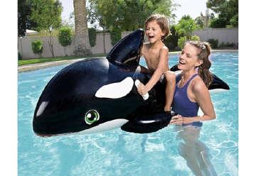 Immagine di Cavalcabile orca 203x102cm