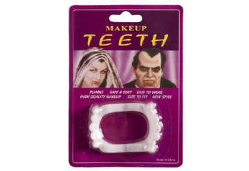 Immagine di Dentatura vampiro bianco