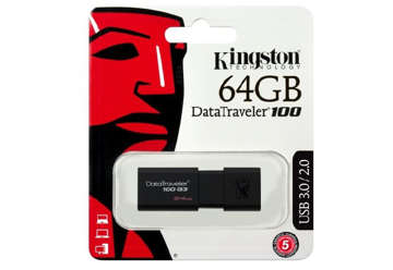 Immagine di Kingston pen drive 64GB USB 3.1