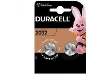 Immagine di Batteria Duracell 2032  2 PZ