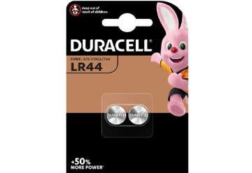 Immagine di Batteria Duracell LR44 BL 2PZ