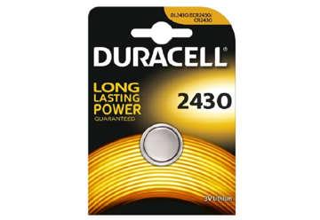 Immagine di Duracell batteria al litio DL2430 3V