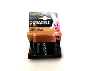 Immagine di Duracell piatta 4,5V PLUS MN1203 4