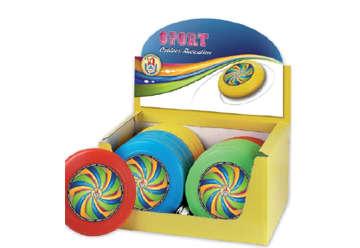 Immagine di Frisbee in espositore da 24 pz