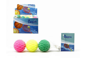 Immagine di Espositore 24 set da 3 palline beach tennis
