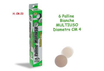 Immagine di Palline multiuso 40mm 6pz