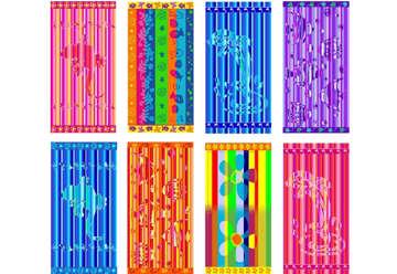 Immagine di Telo mare Genwa 86x160cm