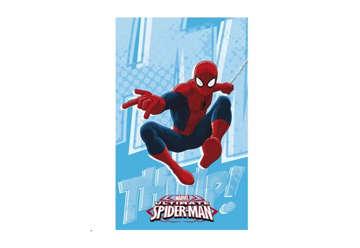 Immagine di Telo mare spiderman caleffi 80x50cm