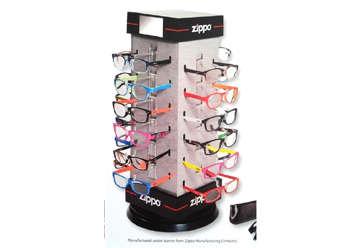 Immagine di Expo zippo girevole 24 occhiali (vuoto)
