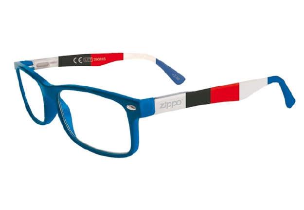 Immagine di Occhiale lettura Zippo +1,00 Blu