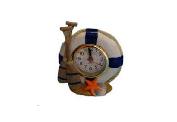 Immagine di Salvagente resina con orologio