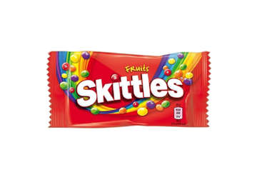 Immagine di Caramelle Gommose Skittles Fruits conf. 14pz
