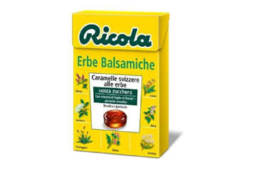 Immagine di Astuccio Ricola Erbe Balsamiche 50gr