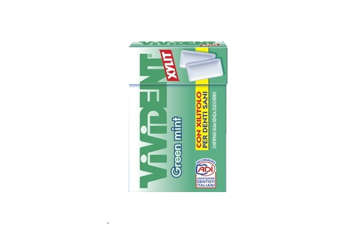 Immagine di Vivident Xylit green mint astuccio