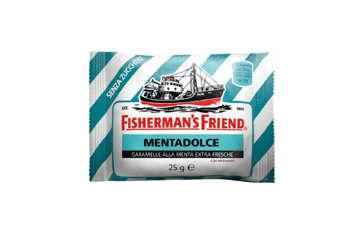 Immagine di Fisherman's Verde menta dolce gr25 24pz