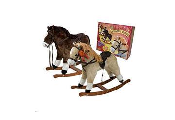 Immagine di Cavallo a dondolo Jimmy 70cm