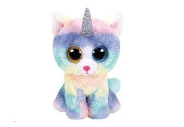 Immagine di TY Beanie boos 15cm Heather