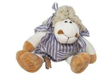 Immagine di Pecorelle con Costume Mare fatto a mano 30cm circa