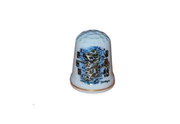 Immagine di Ditale Sardegna Isola in ceramica