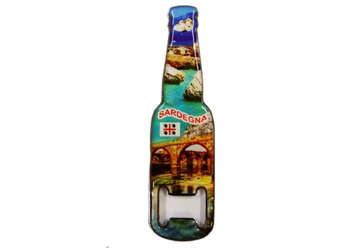 Immagine di Magnete apri bottiglia Sardegna