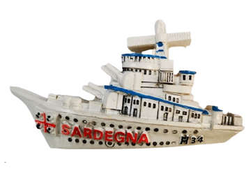 Immagine di Magnete barca Sardegna