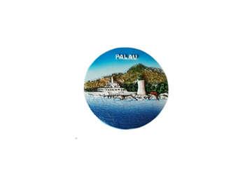 Immagine di Magnete Tondo Palau in resina