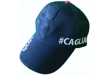Immagine di Cappellino blu rapper  Cagliari 1920