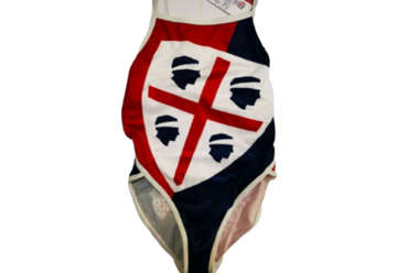 Immagine di Costume intero donna tg S mod1 Cagliari 1920