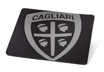 Immagine di Mouse pad nero Cagliari 1920