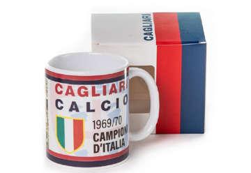 Immagine di Tazza mug campioni d'Italia 1969/70 Cagliari 1920