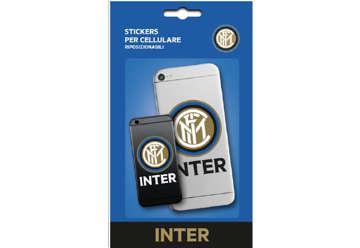 Immagine di INTER ADESIVO STICKERS FOR MOBILE LOGOS