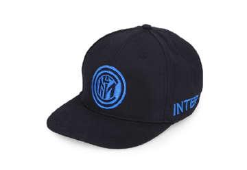 Immagine di Cappello Inter con logo frontale