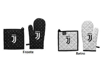 Immagine di Set barbecue Juventus