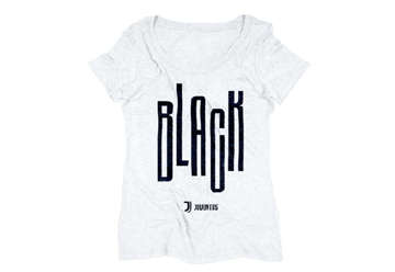 Immagine di T-Shirt donna Juve bianca L