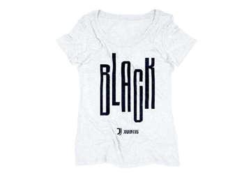 Immagine di T-Shirt donna Juve bianca M