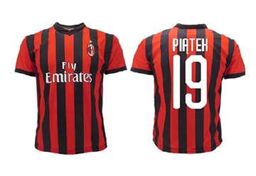 Immagine di Maglia ufficiale Piatek Milan 12 anni