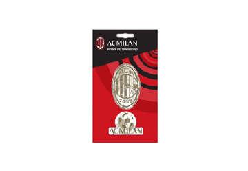 Immagine di Patch in pvc logo Milan