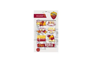 Immagine di Roma adesivo puffy stickers graphics