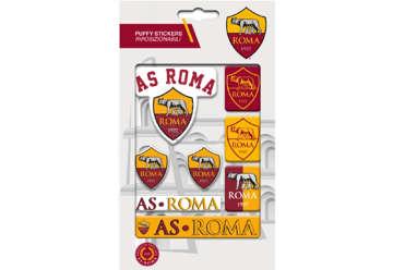 Immagine di Roma adesivo puffy stickers logos