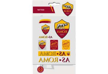 Immagine di Roma Adesivo tatoo logos
