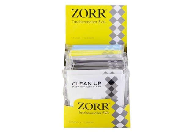 Immagine di Zorr bustina tascabile portamozziconi EVA (display 12pz)