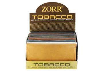 Immagine di Zorr portatabacco pelle expo 8 pz