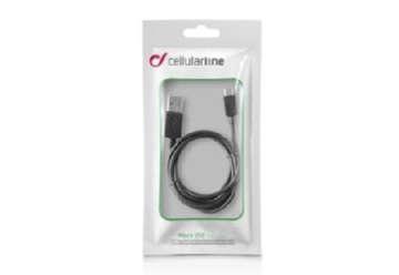 Immagine di CAVO DATI 1m USB MICROUSB  NERO